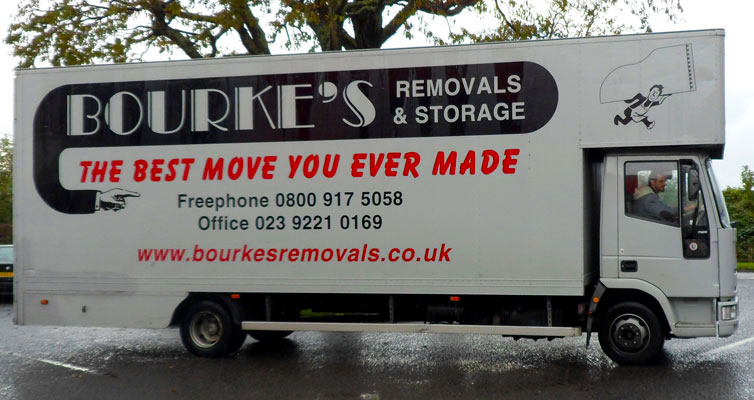 Southampton Home Removals
